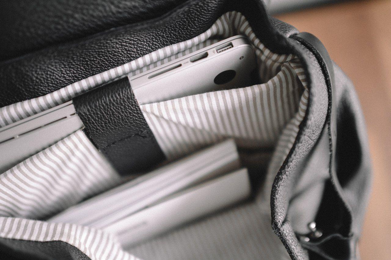 Рюкзак lund ( Кожаный рюкзак / сумка)