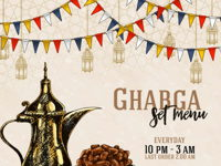 GHABGA SET MENU OFFER image