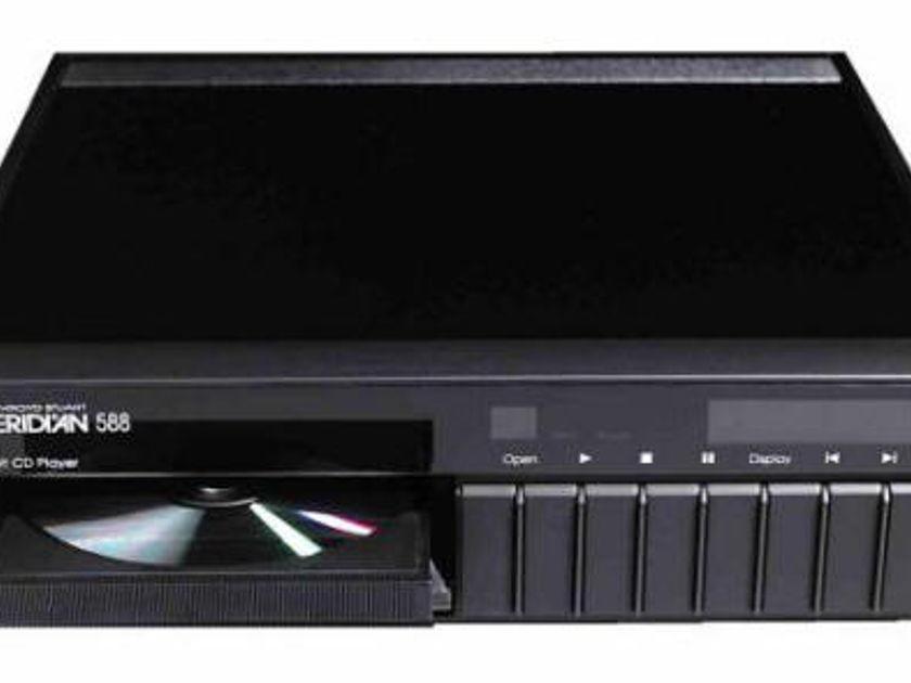 Meridian 588 24 bit CD Player