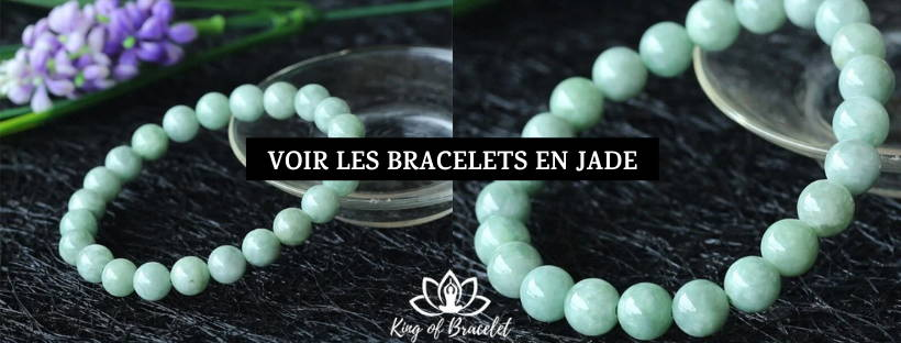 Bracelet en Jade  - King of Bracelet