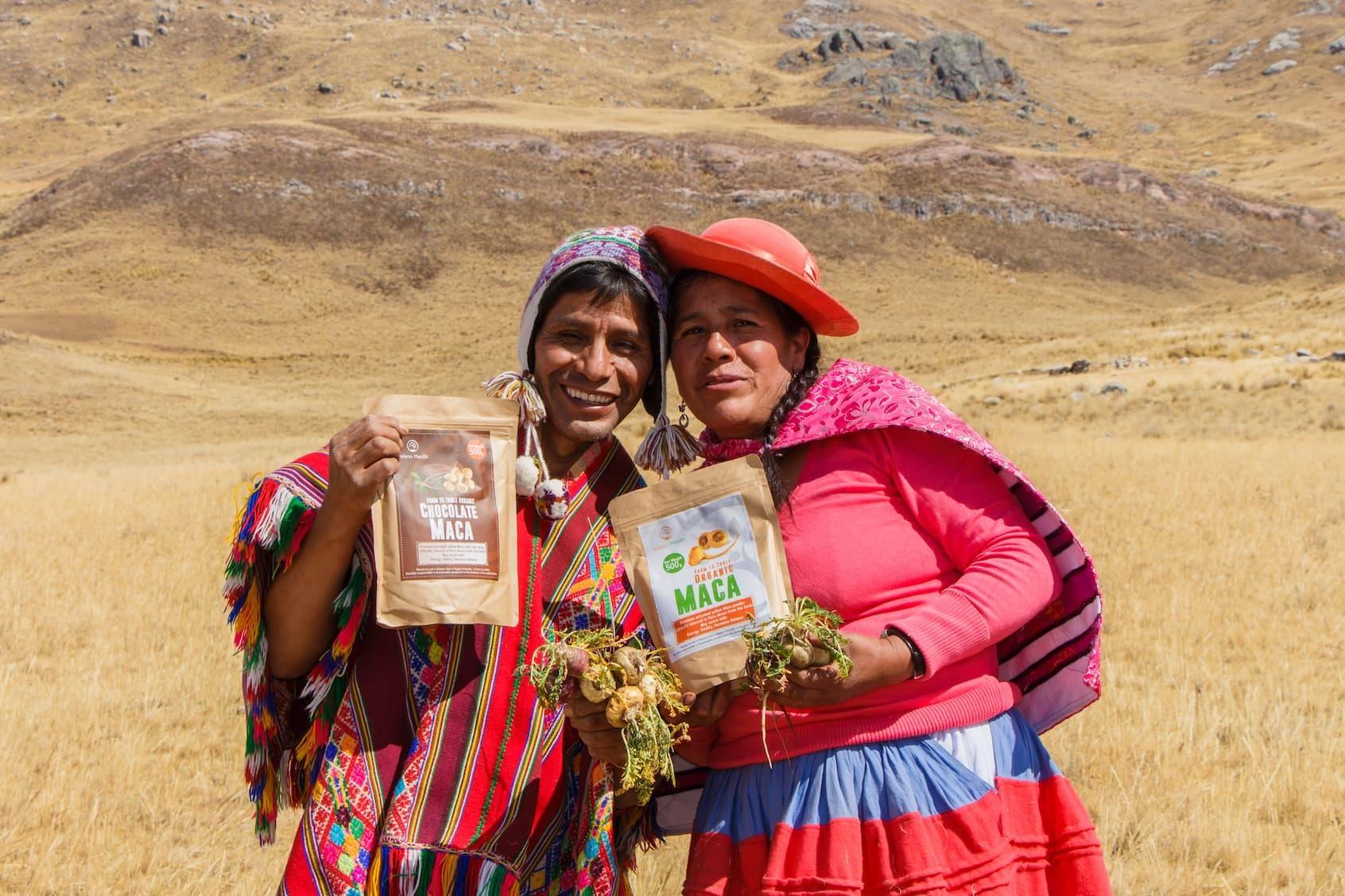 Corin Storkey Organic Maca Powder Activated Maca NZ