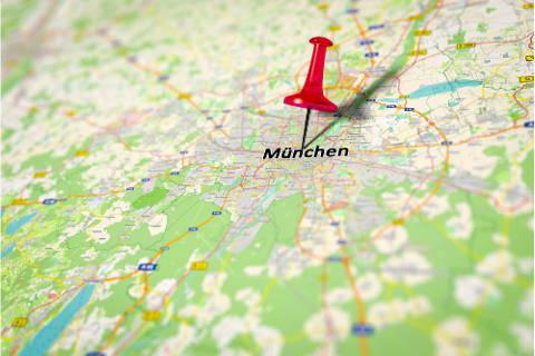 Testmobil für Coronatests in München und der Region