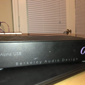 alpha USB