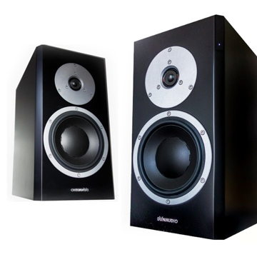 Bookshelf Loudspeakers: