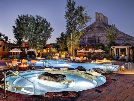 2 Nights at Gateway Canyons Resort & Spa