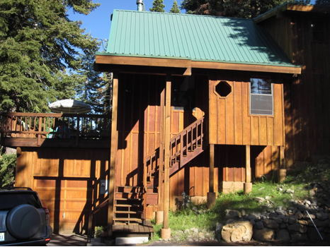 Enjoy our vacation house near beautiful Lake Tahoe!