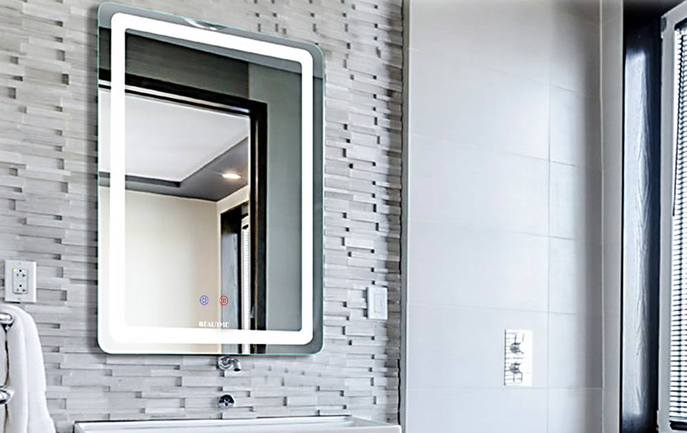 Bathroom & wall mirror