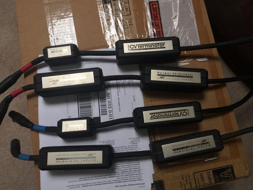 MIT Cables MI-350 Ref CVT 2 Meter XLR Balanced