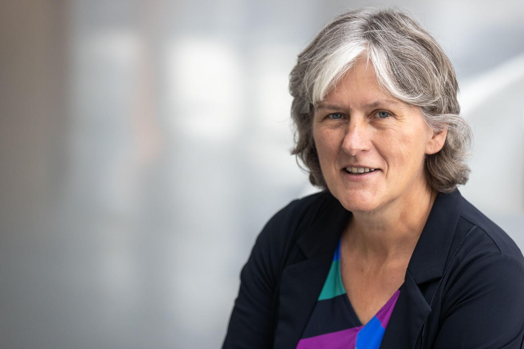 Marieke Schouten, wethouder Energietransitie van de gemeente Nieuwegein.