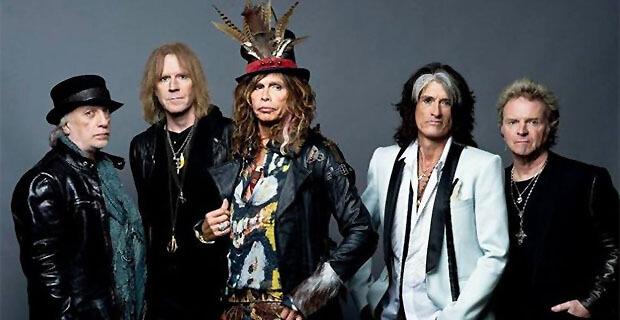 «День с Легендой» на Эльдорадио: Aerosmith - Новости радио OnAir.ru