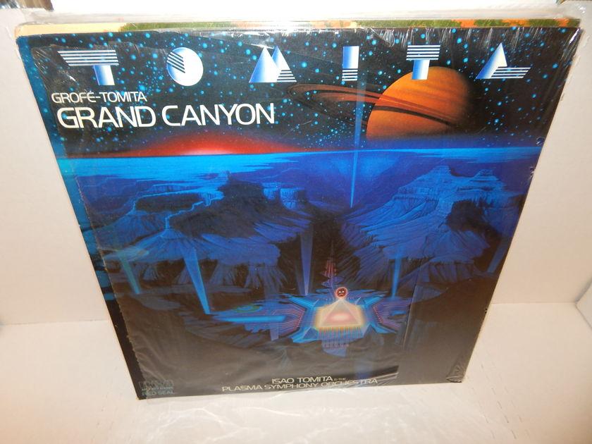 TOMITA GRAND CANYON Grofe - ISAO TOMITA & The Plasma Symphony Orchestra  Brand New Shrink LP