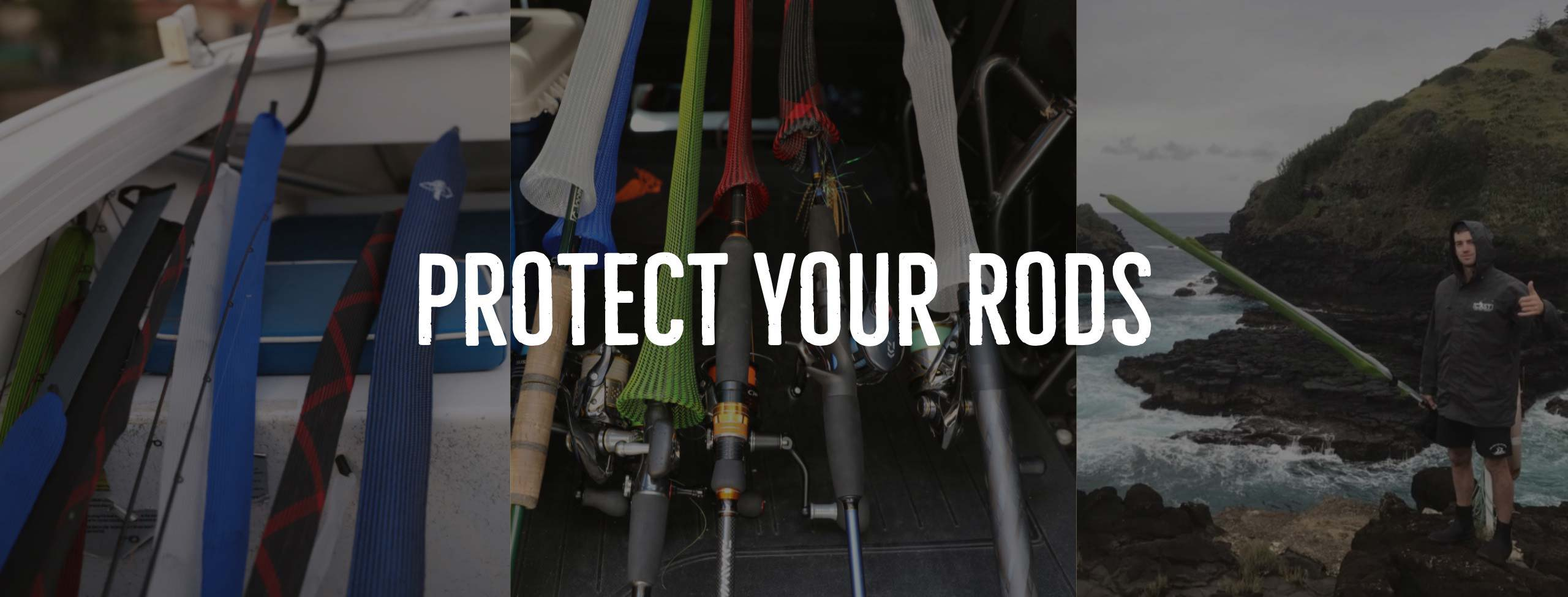 Protect your rods with rod armour