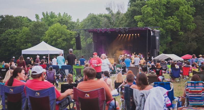 Into The Wildwood Summer Concert Series Announces St. Paul & The Broken Bones