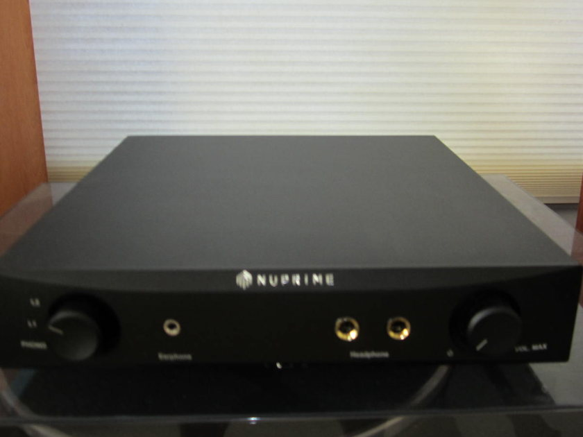Nuprime HPA-9 Preamp/Headphone Amp  /Phono Preamp