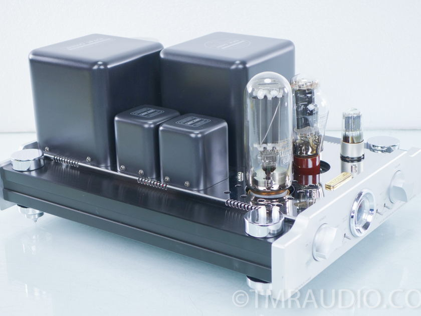 Audio Space Reference Three Tube Mono Amplifier; Pair (8051)