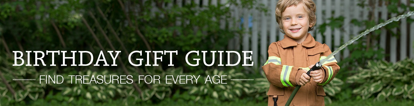 Birthday Gift Guide: Find Treasures for Every Age