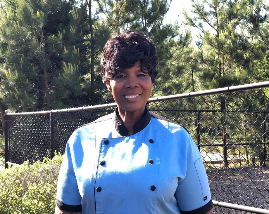 Ms. Reid , Chef