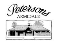 Petersons Winery Armidale