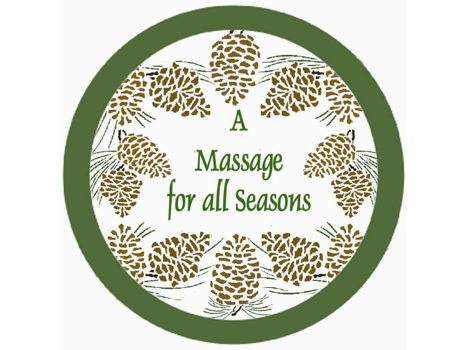 30 minute massage at 'Massage for all Seasons'