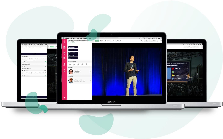 Evento Virtual - the LiveStreaming App