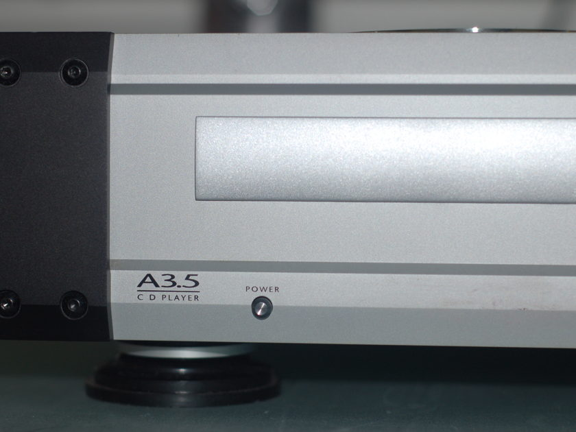 Musical Fidelity A3.5 CD player Recently updated and tuned.