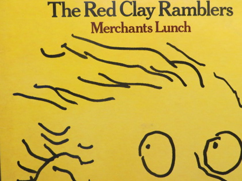 THE RED CLAY RAMBLERS - MERCHANTS LUNCH