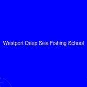 Westport Deep Sea Fishing School logo