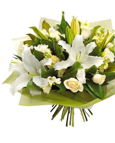 HF Flashing Colors Bouquet