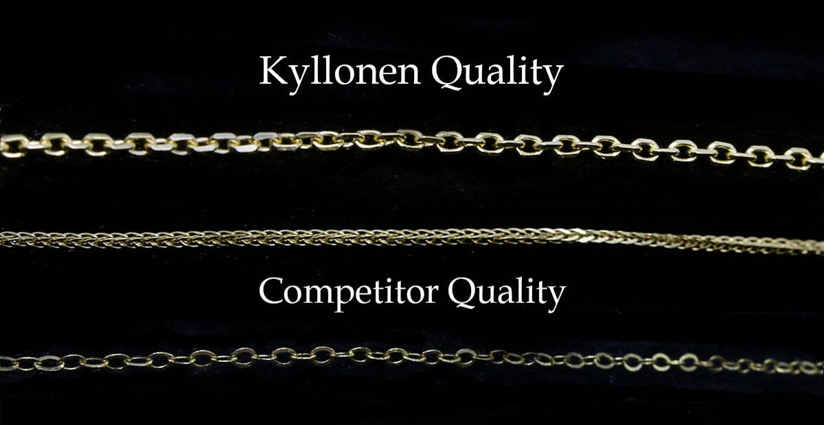 Kyllonen Necklace Quality