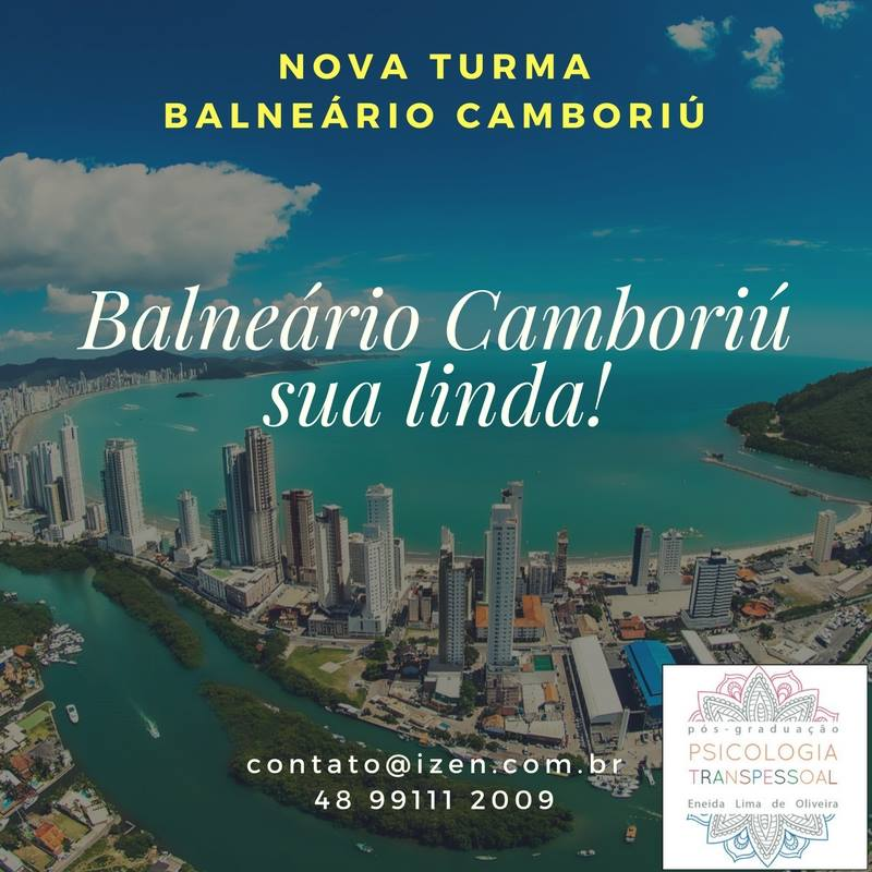 Pós-Graduação em Psicologia Transpessoal - Balneário Camboriú