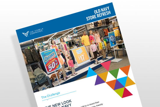 Case Study: Old Navy
