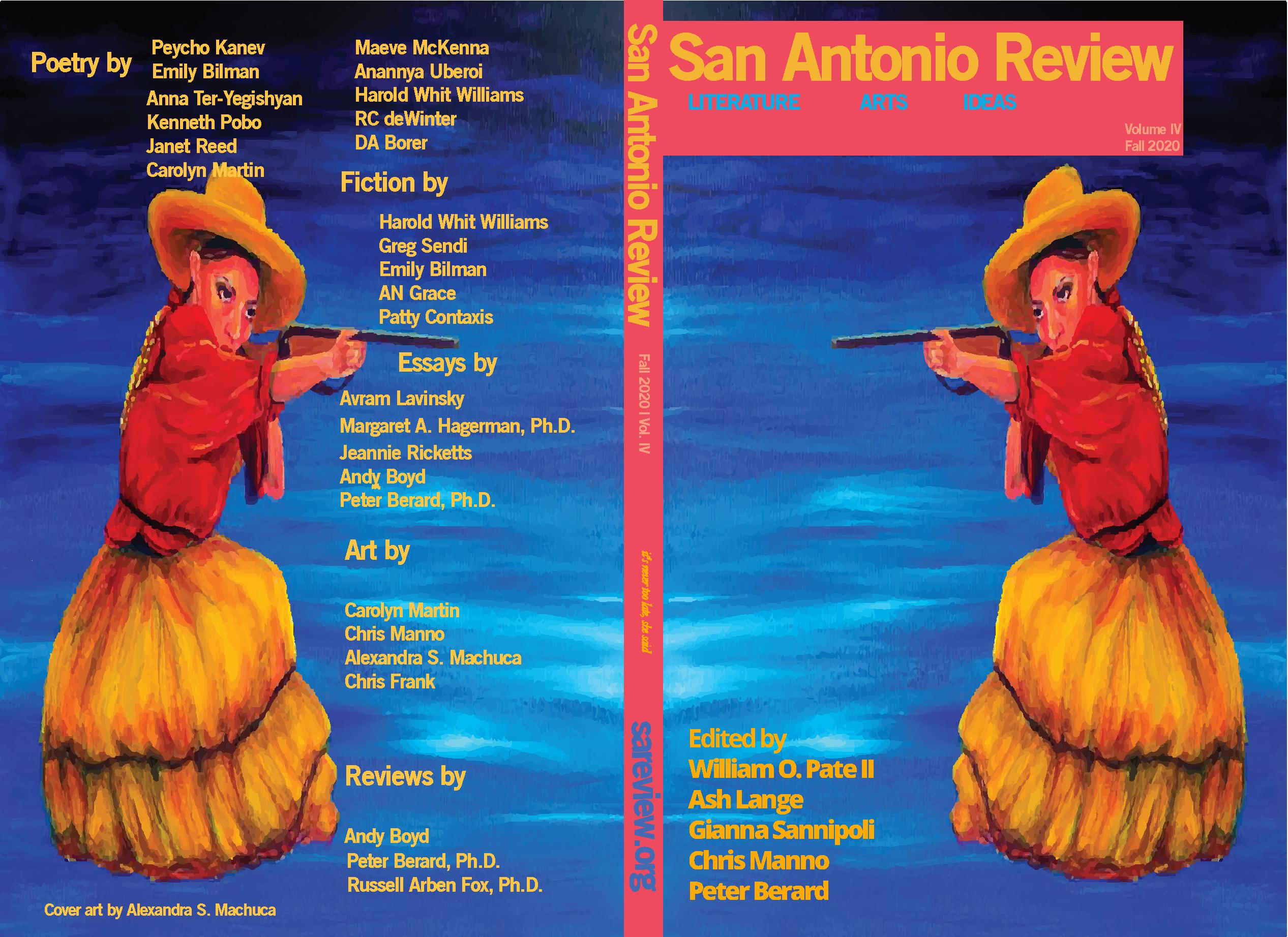 San Antonio Review (Volume IV, Fall 2020)