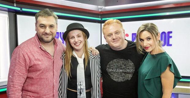 Мария Шурочкина стала гостьей утреннего шоу «Русские Перцы» - Новости радио OnAir.ru