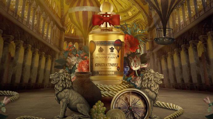 PENHALIGON'S(ペンハリガン)|コンスタンチノープル オードパルファム|香水・フレグランス