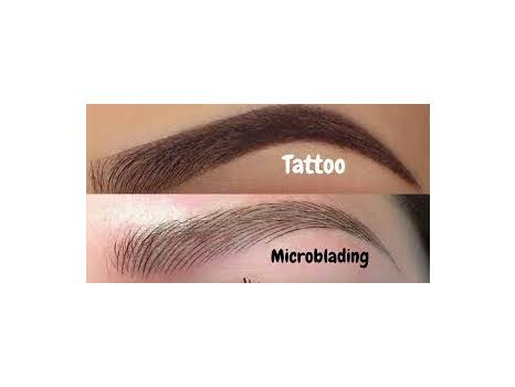Microblading Cosmetic Procedures including 1 retouch #2