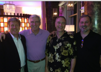 Four past FPA presidents were in attendance: Dan Moisand, Mark Johanneson, Richard Salmen and Nick Nickolette.