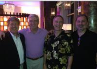 Four past FPA presidents were in attendance: Dan Moisand, Mark Johanneson, Richard Salmen and Nick Nickolette.