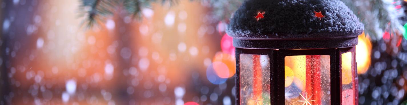 Новогодний Петербург с Дедом Морозом