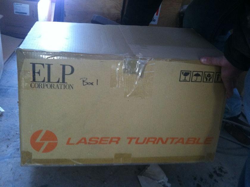 ELP LT-2XA New in box!!!! Laser Turntable