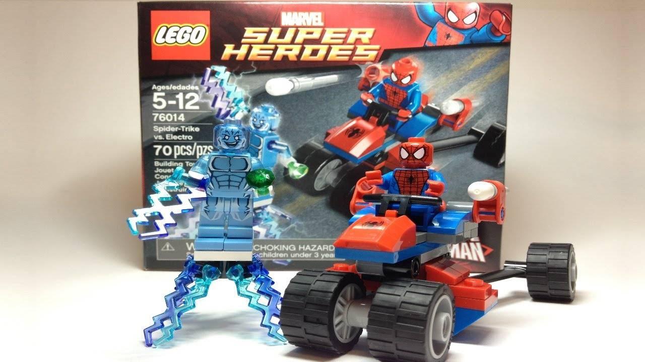 LEGO Spider-Man Trike