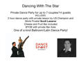 Private Dance Party Experience