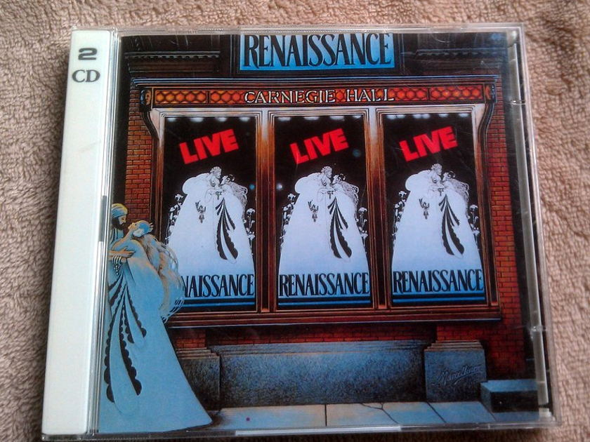 Renaissance - Live at Carnegie Hall