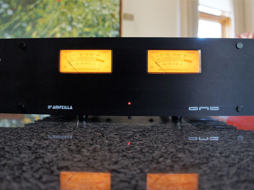 Son of Ampzilla  GAS (Great American Sound)  Discription change: Left channel is distorting. Price lowered as a result.