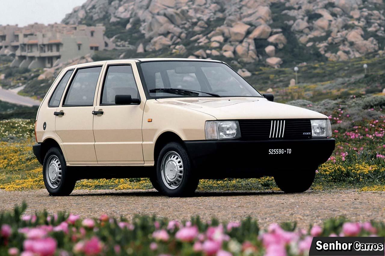 Fiat Uno Origem