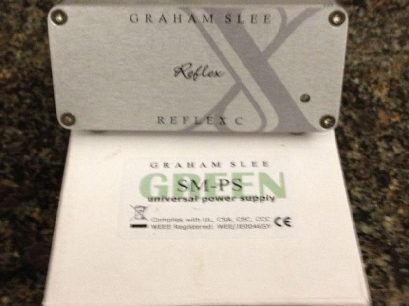 Graham Slee Reflex C  MC Phono Preamp