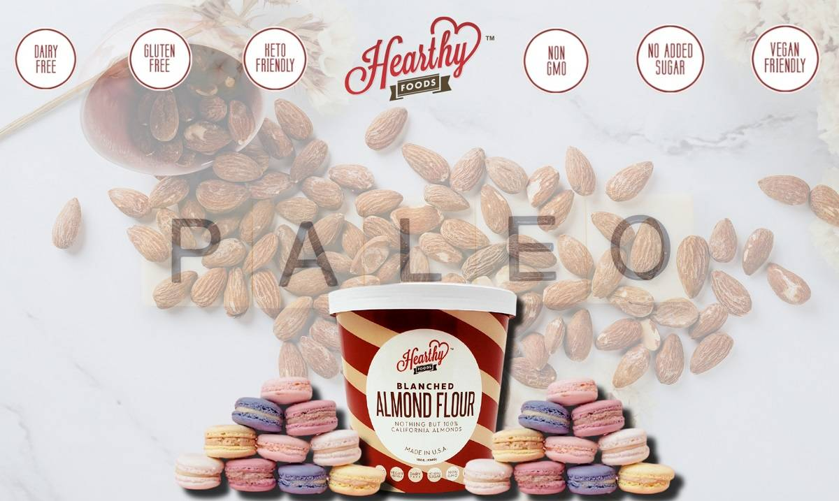 Hearthy Almond Flour