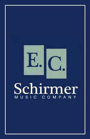 Browse Choral Tracks Songs from Publisher E.C. Schirmer