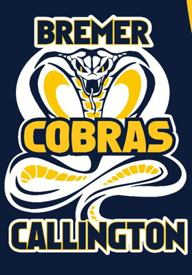 Bremer Callington Cricket Club Logo