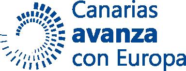 Logo pie canarias