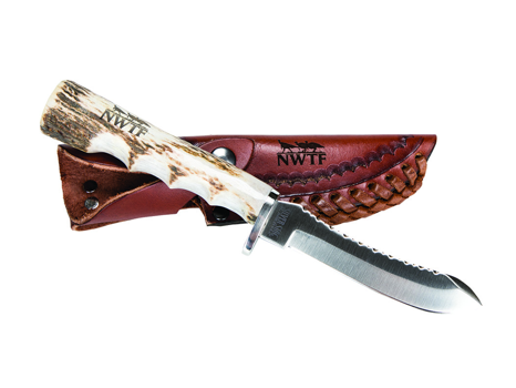 2019 NWTF Knife of the Year by Silver Stag